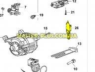 Датчик парковки стиральной машины Zanussi  1461320101