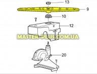 Импеллер (разбрызгиватель) Electrolux 1509451017