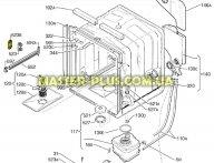 Колесики на верхнюю корзину посудомойки Electrolux 1521220101 для посудомоечной машины