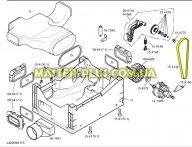 Ремень сушки 288 J3 Bosch 154142 Original для сушильной машины