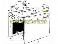 Фальш кнопка питания Electrolux 1551339003  для посудомоечной машины