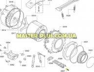 Датчик температуры (термистор) Bosch 170961 для стиральной машины