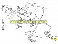 Крышка насоса (фильтр) Bosch 172339