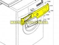Панель программ Zanussi ZWF5185 для стиральной машины