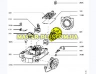 Мотор 2192400048 Electrolux для пылесоса