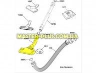 Щетка Electrolux 2193708274  для пылесоса
