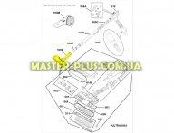 Щетка Electrolux 2193839301 для пылесоса