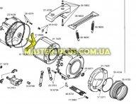 Крестовина барабана Bosch 219566 для стиральной машины