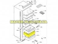 Ящик морозильной камеры (средний) Electrolux 2247137157 для холодильника