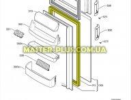 Резина на холодильную камеру Electrolux 2248016202