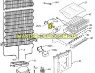Мотор вентилятора обдува Electrolux 2260065160