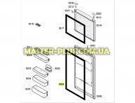 Резина дверки Морозильного отделения Bosch 473886
