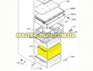 Ящик морозильной камеры (средний) Electrolux 2426355604