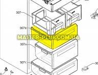 Ящик морозильной камеры Electrolux (верхний) 2426357246