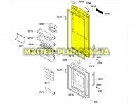 Дверь холодильной камеры Bosch 246009