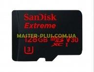 Карта памяти SANDISK 128GB microSDXC class 10 UHS-I 4K Extreme Action (SDSQXVF-128G-GN6AA) для компьютера