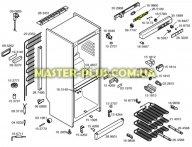 Модуль (плата управления) Bosch 265109 для холодильника