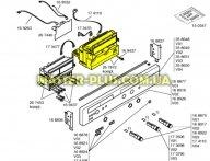 Модуль (плата) Bosch 267872