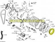 Резина (манжет) Bosch 295609 для стиральной машины