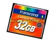 Карта памяти Transcend 32Gb Compact Flash 133x (TS32GCF133) для компьютера
