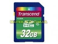 Карта памяти 32Gb SDHC class 4 Transcend (TS32GSDHC4)