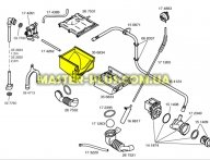 Нижняя часть (Ванночка) порошкоприемника Bosch 356834 для стиральной машины