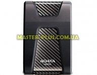 """Внешний жесткий диск 2.5"""" 1TB ADATA (AHD650-1TU3-CBK) для компьютера"""