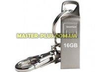 USB флеш накопитель STRONTIUM Flash 16GB AMMO Metal Silver USB 2.0 (SR16GSLAMMO) для компьютера