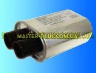 Конденсатор високовольтний 0.80 mf 2100v для мікрохвильової печі