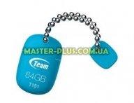 USB флеш накопитель Team 64GB T151 Blue USB 2.0 (TT15164GL01)