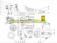 Фильтр HEPA (цилиндр) Electrolux 4055014775 для пылесоса