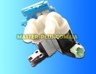 Клапан впускной 2/180 с микро фишкой 4055017166 для стиральной машины