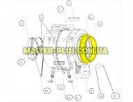 Резина (манжет) люка Electrolux 4055142147 для стиральной машины