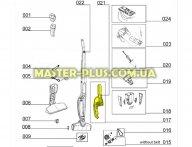 Корпус пылесоса Electrolux 4055061735