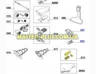 Аккумуляторная батарея для пылесоса Electrolux 4055093829 для пылесоса