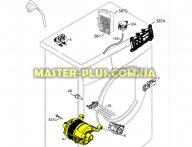 Мотор Electrolux 4055114062