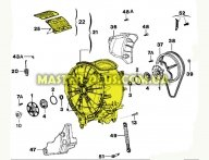 Бак Electrolux 4055126801 для стиральной машины