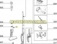 Зарядное устройство для пылесоса Electrolux 4055135778 для пылесоса