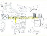 Фильтр (Hepa) Electrolux 4055174355 для пылесоса