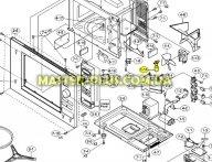 Лампочка Electrolux 4055182671 для микроволновой печи