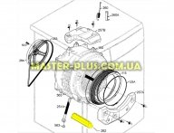 Активатор (ребро барабана) Electrolux 4055200382 для стиральной машины