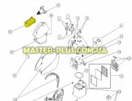 Фильтр (сетка) грубой очистки для пылесоса Electrolux Zanussi AEG 4071397741