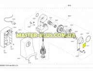 Модуль (плата) управления Bosch 420281 для мясорубки