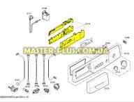 Модуль (плата управления) Bosch 444330 для стиральной машины