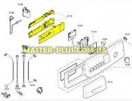 Модуль (плата управления) Bosch 448283 для стиральной машины