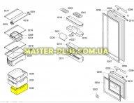 Ящик морозильной камеры (нижний) Bosch 448573