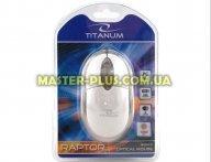 Мышка Esperanza Titanum TM102W White