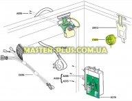 Прессостат (датчик уровня воды) Whirlpool 480111101204