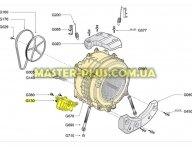 Двигатель Whirlpool 480111101223 для стиральной машины