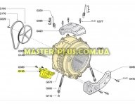 Двигатель Whirlpool 480111101223